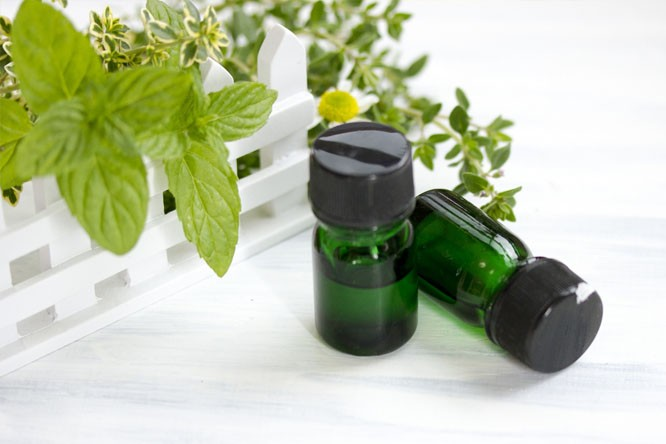アロマの香りでリフレッシュ/美容室ブロッサム
