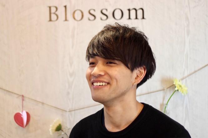 就活支援サイト「ココリク」企画にBlossomがヘアスタイルで協力しました/美容室ブロッサム