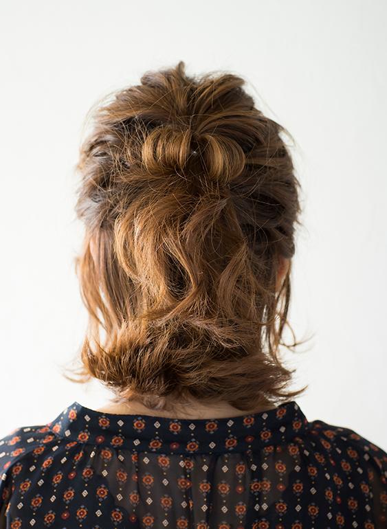 2018年秋のヘアアレンジ