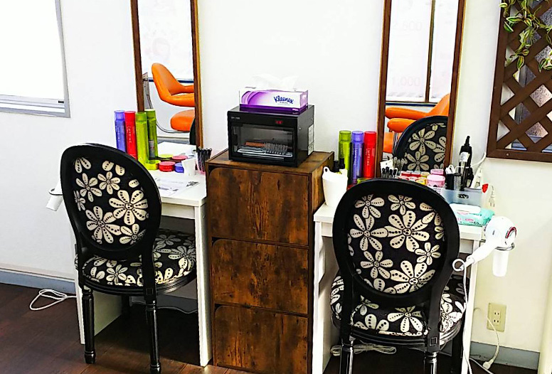 HAIR COLOR CAFE 下井草店