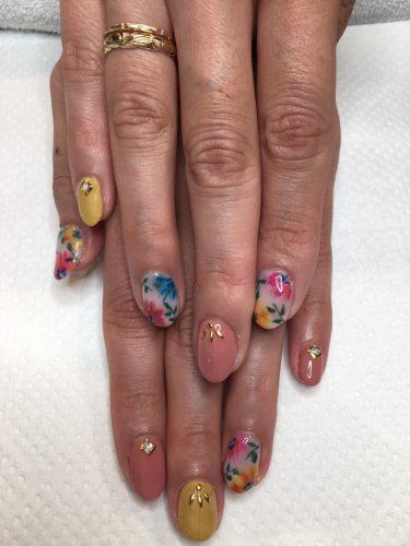 nailデザイン